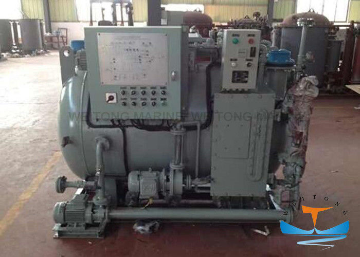 Auxiliary Marine Anti Pollution Equipment Sewage Treatment Plant Pressure Resistance