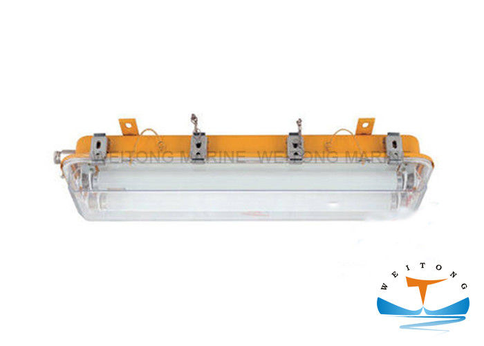 2x20W Fa6 Marine Explosion-proof Fluorescent Light CYF21/41